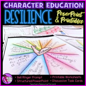 resilience activities for teens