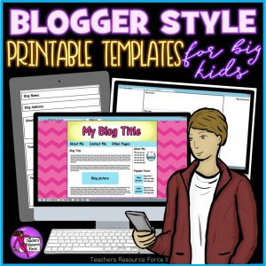 Editable Blog Templates To Write About Any Topic