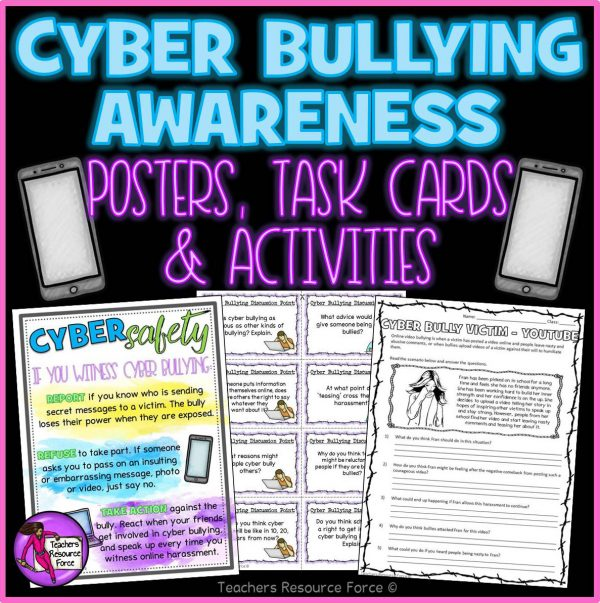 cyber bullying awareness activities
