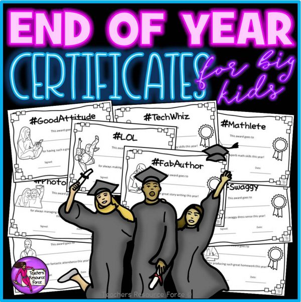 End of the Year Awards: Hashtag Style