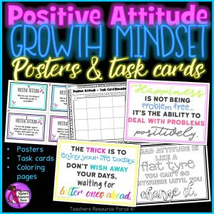 positive attitude activities