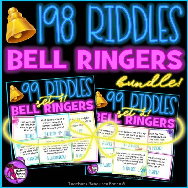 riddles bundle for teens