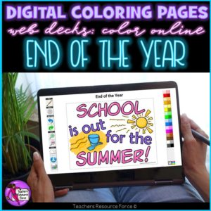 Digital Quote Colouring Pages: End of the Year Quotes